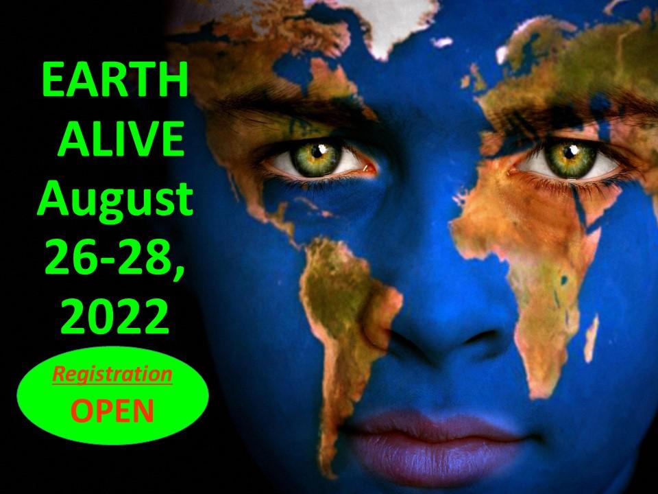 EARTH ALIVE 2022 WEB SLIDER